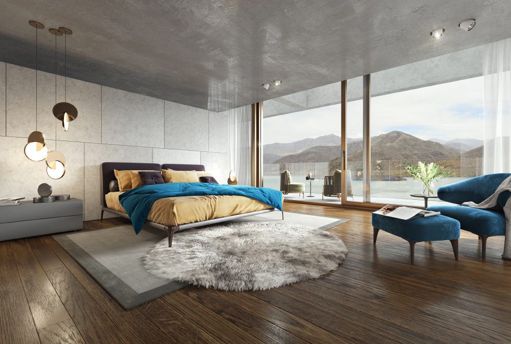Lakeside Lodge, Chile | Bedroom